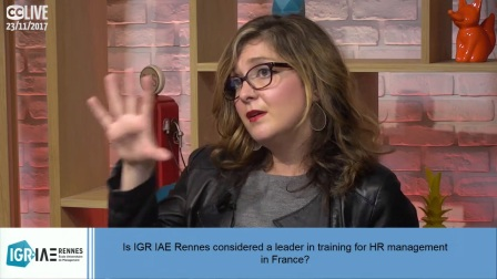 IGR-IAE Rennes 1 - School of Management - Master International HR Management