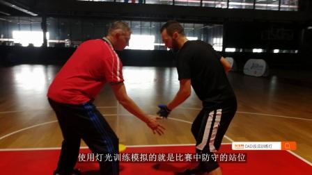 DADI反应训练系统 米勒最先进的蓝球训练 对于个人训练营提高都是质的提高