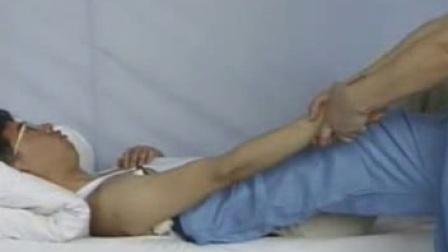 肩关节脱位复位手法