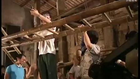 李连杰_1991黄飞鸿之壮志凌云_罕见拍摄受伤拄拐杖还这么拼