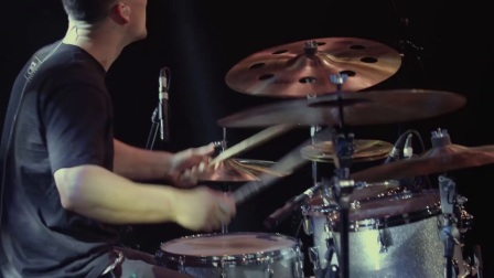 'ALIVE AGAIN' - Drum Feature