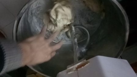 【新鲜出炉工坊】全麦吐司面团搅拌教学