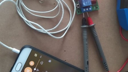 音频触发继电器开关模块