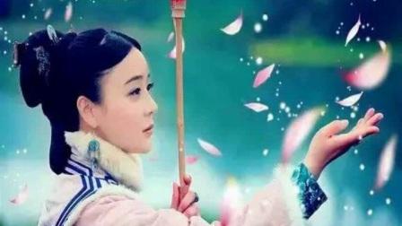 撑着油纸伞的古装美人:刘诗诗美、赵雅芝经典、舒淇比陈妍希丑?