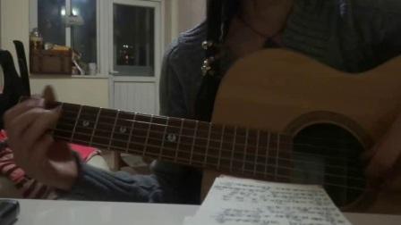 成都(赵雷)--大雨吉他弹唱