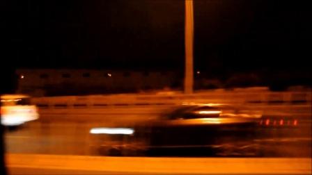 2014年11月29日368路开往左安路的末班