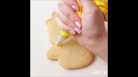 高难度彩绘糖霜饼干