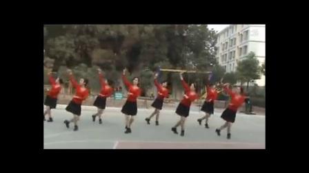 五三广场舞阿佤人民唱新歌