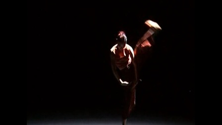 《临池舞墨》-甲骨-广东现代舞团