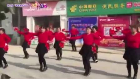 辉县-峪河-丰城张荣河便民服务站-张灯结彩