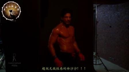 (SRK 2017.11.30翻译发布 480P)沙鲁克汗ShahrukhKhan-2015年日历拍摄幕后花絮