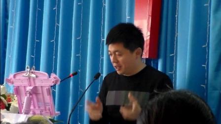 沈阳市和平区长白沐恩堂基督教会杨宏亮牧师讲道(撒母耳的蒙恩与长大)