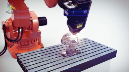 三维动画演示|ABB激光切割机|工艺流程3d动画|北京三维动画制作公司