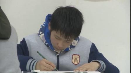 江苏省初中美术名师课堂《粘贴的画》教学视频