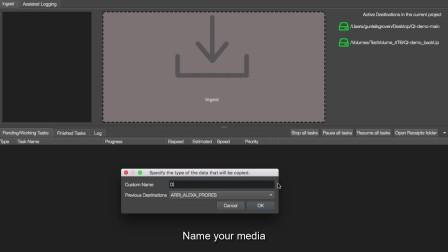 Qi软件教程05:未知媒体剪辑