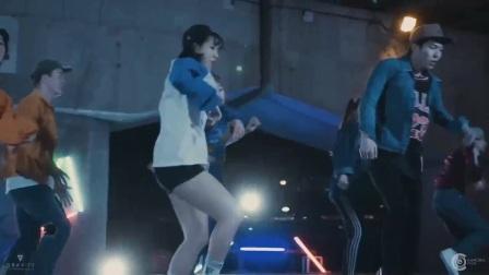 魔性的舞步大型舞蹈短片,韩国爵士舞蹈教学视频
