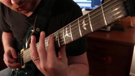 Morgan Wick - Escape Velocity Guitar Playthrough