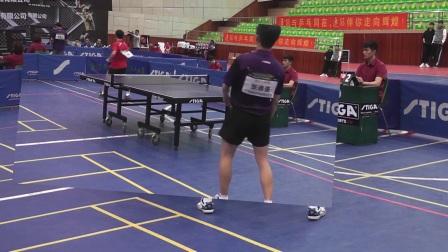 2017年第十三届斯帝卡杯全国乒乓球巡回赛站公开组决赛