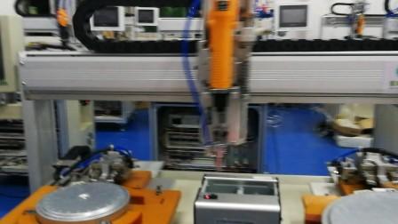 星然机械,自动锁螺丝机