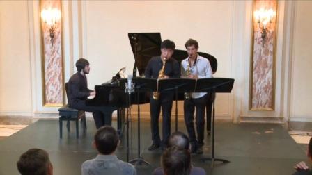 小查尔达什舞曲 萨克斯二重奏与钢琴