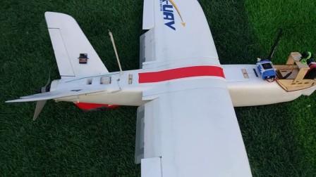 襟翼改进(增加舵效)