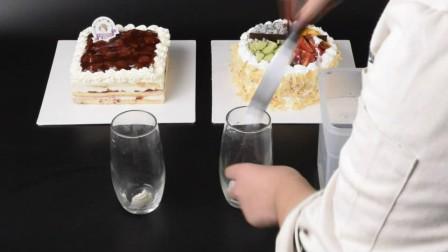 动物奶油与人造奶油对比视频,黛雅原装进口蛋糕