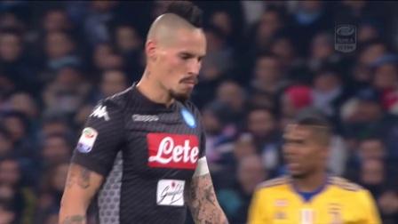 Napoli - Juventus 0-1 - Highlights - Giornata 15 - Serie A TIM 2017/18