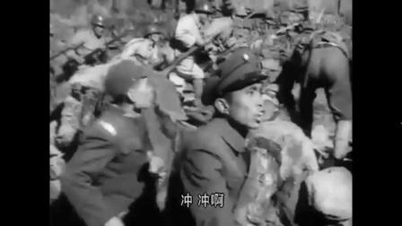 狼牙山五壮士课文内容剪辑