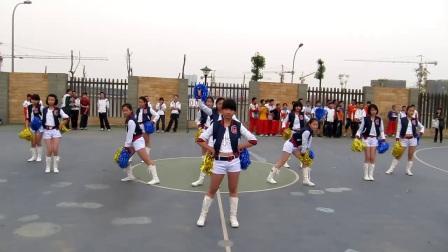 运动季啦啦队