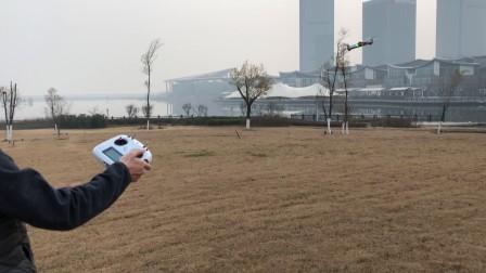 匿名科创-拓空者室外试飞,姿态模式,气压计定高