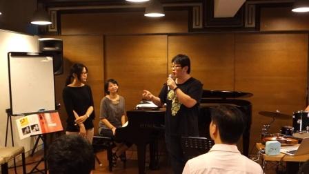 中國笛V.S.錫口笛的對決,在爵士原力講堂中看得到!