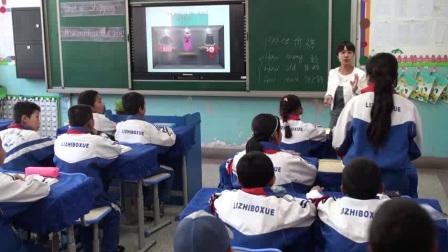 小学英语四年级下册第四单元shopping-甘南州优质课比赛视频