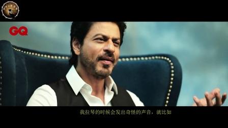 (SRK 2017.12.3翻译发布 1080P)GQ问答-沙鲁克汗Shahrukh Khan