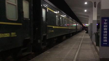 [11.24]K511次 SS8 0038 海宁站内两道停车