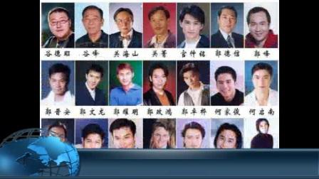 香港男演员大全,对比自己偶像有吴彦祖古天乐帅不