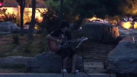 刘鹏远 吉他弹唱 《丁香花》