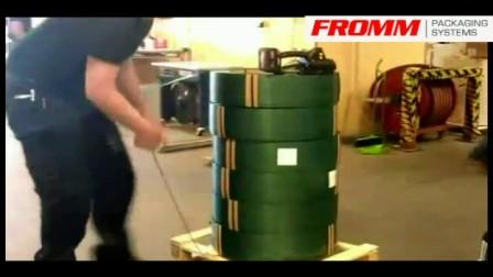 电动打包机P327 手提打包机第一品牌【FROMM 孚兰贸易】