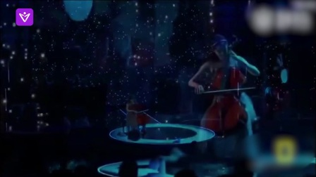 亚洲第一人!欧阳娜娜登NASA颁奖礼奏SeeYouAgain
