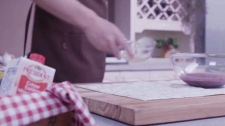 君之烘焙日记 2015 蓝莓慕斯