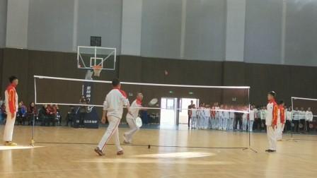 山西省柔力球项目集训开班仪式竞技表演1   晋中学院