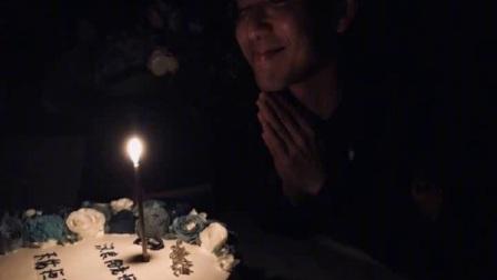 钟汉良晒生日蛋糕,何炅的评论却引发误会,粉丝连夜澄清