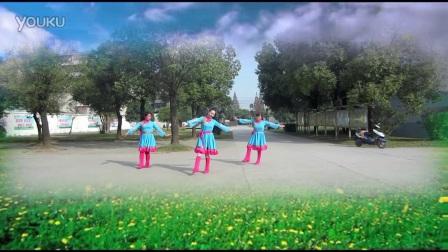 高艳广场舞(岩缝里盛开的花)
