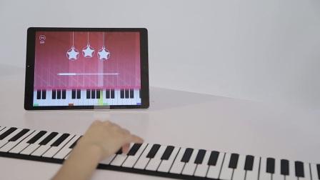 诺艾带蓝牙手卷钢琴