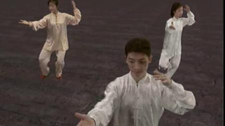 24.51全套演练-吴阿敏24式太极拳招式分解教学
