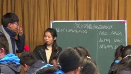 2017年安徽省高中化学优质课评选A组基于DIS实验深化对离子反应的认识何志安庆市第一中学