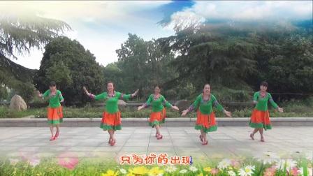 大悟快乐春燕广场舞《梦见你的那一夜》编舞:応子