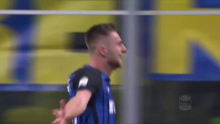 Il gol di Skriniar - Inter - Chievo 5 - 0 - Giornata 15 - Serie A TIM 2017/18