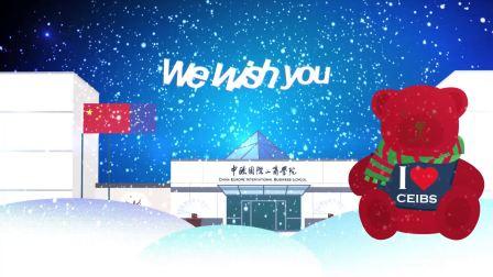 中欧祝您圣诞元旦双节快乐!