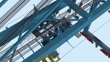 应用于港机、船舶、起重的Jaure联轴器