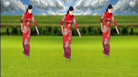 萧山青青广场舞  手语舞《中华民族》
